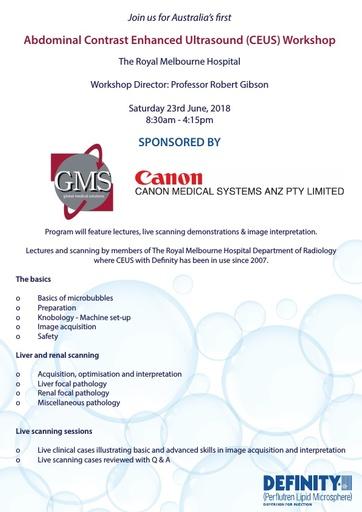 CEUS Conference Flyer